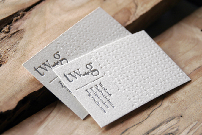 Twig Creative | Business Cards